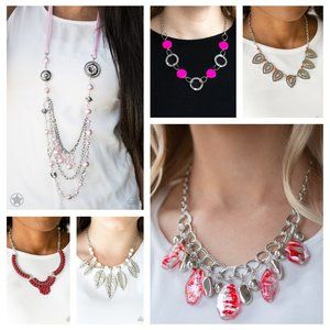 Necklace Bundle (Pops of Color)